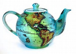 world teapot