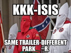 KKK&ISIS